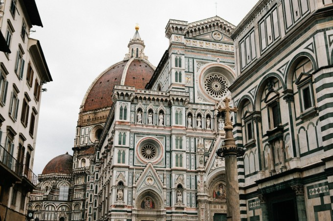 Duomo in Florence by Nicole Franzen