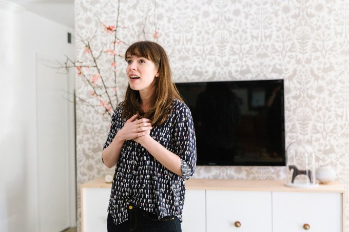 Lucy Kalanithi's Apartment Makeover
