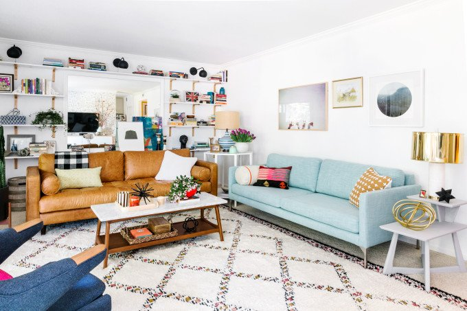 Lucy's Apartment Makeover