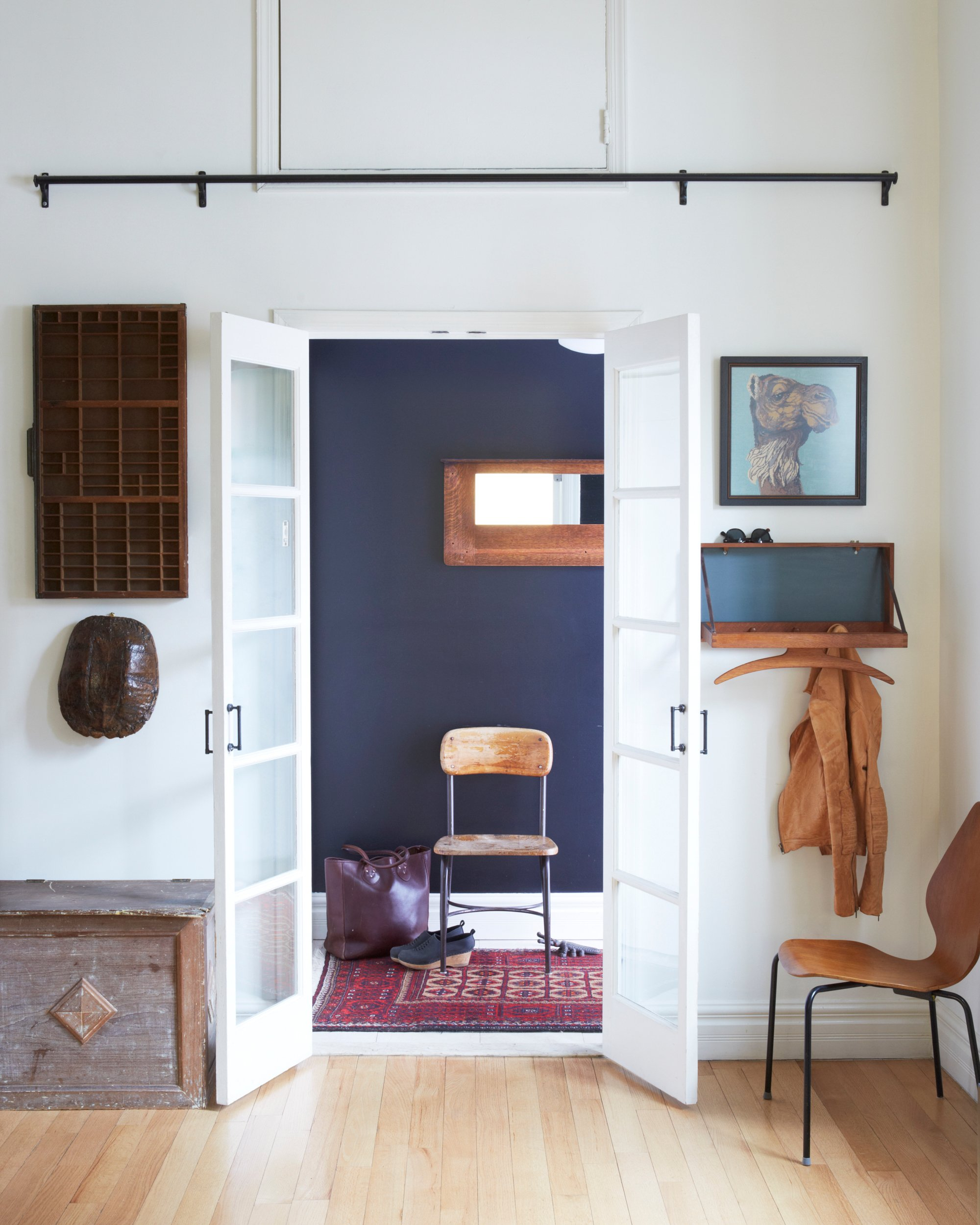 Whitney Parris Lambu0027s Brooklyn Apartment