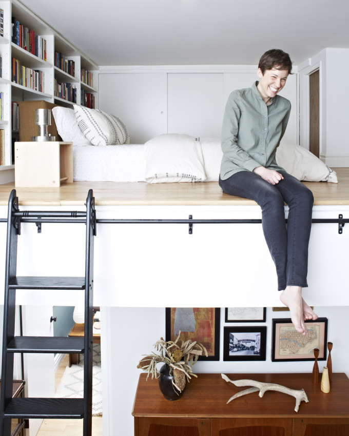 Whitney Parris-Lamb's Brooklyn Apartment