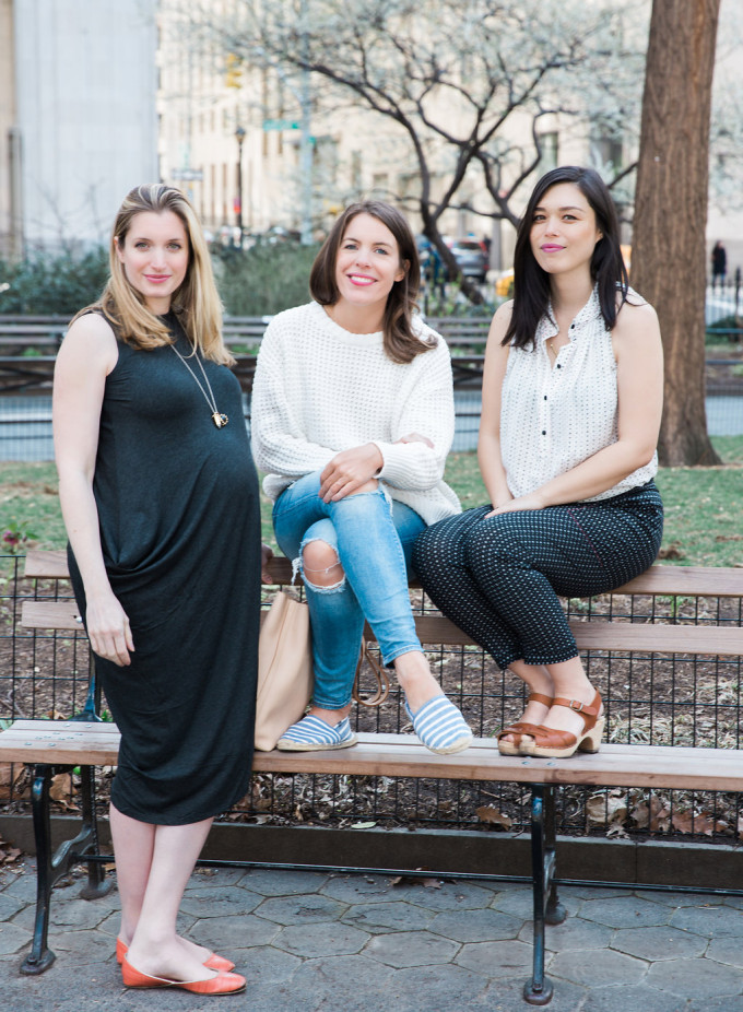 Spring maternity clothes from Hatch Collection