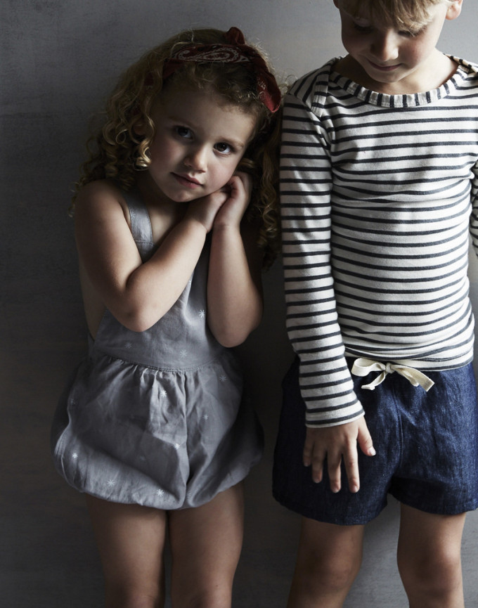 Sweetest children's clothes, made in America
