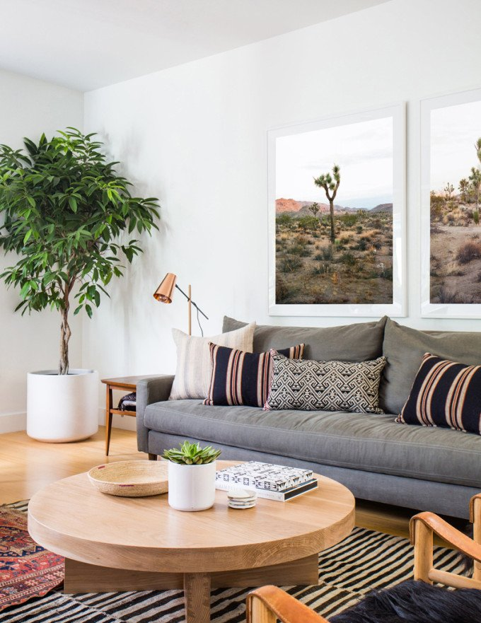 Joshua Tree Prints from Amber Interiors