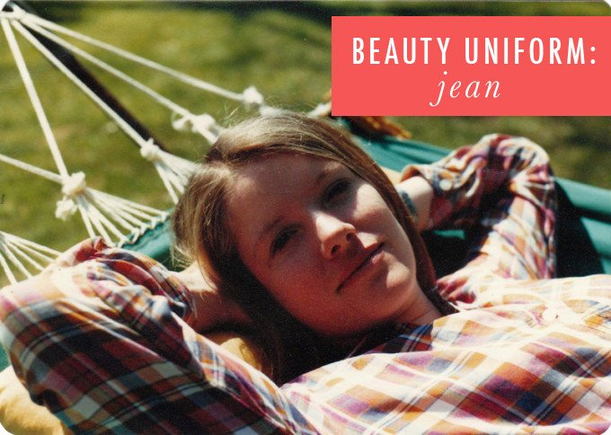 My Beauty Uniform: Jean Goddard