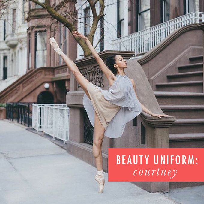 My Beauty Uniform: Courtney Lavine
