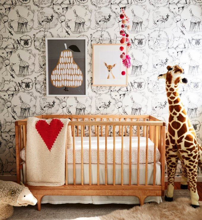 A Charming Nursery Tour | A Cup of Jo