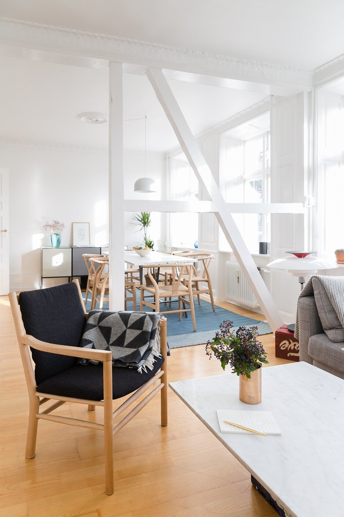 Living Room Happy Hour Copenhagen Nana Hagel S Apartment