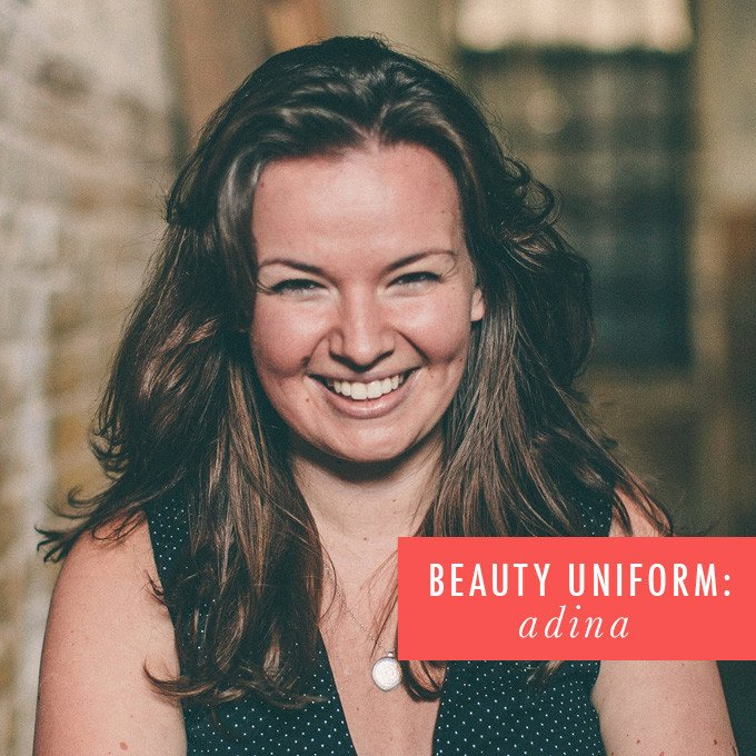 My Beauty Uniform: Adina Grigore