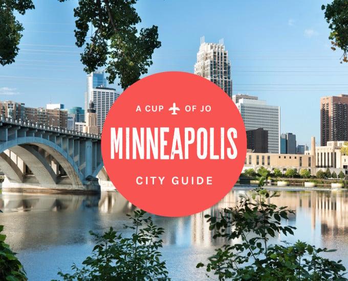 City Guide: Minneapolis