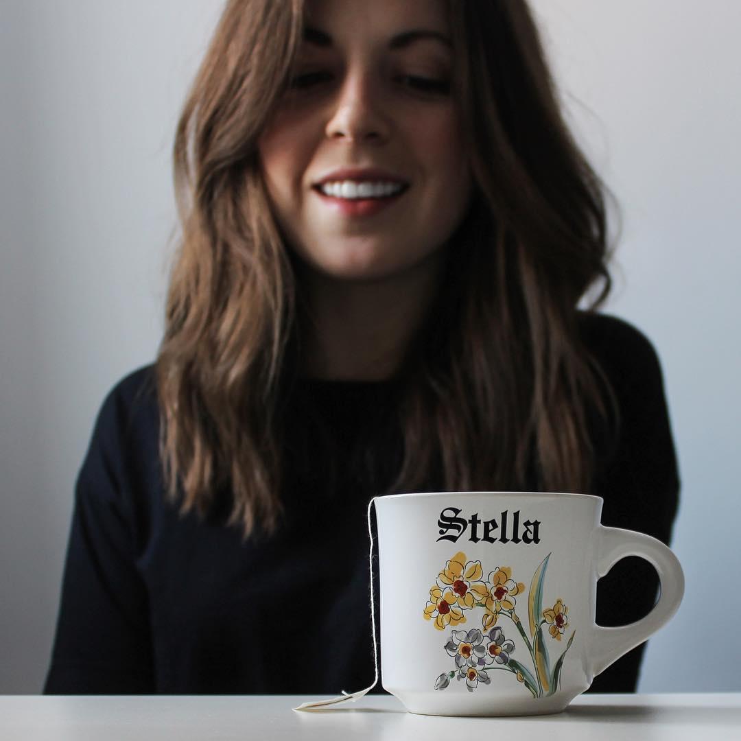 Stella Cox No Makeup