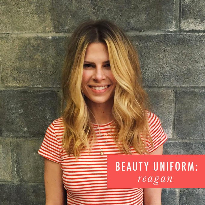 My Beauty Uniform: Reagan Baker