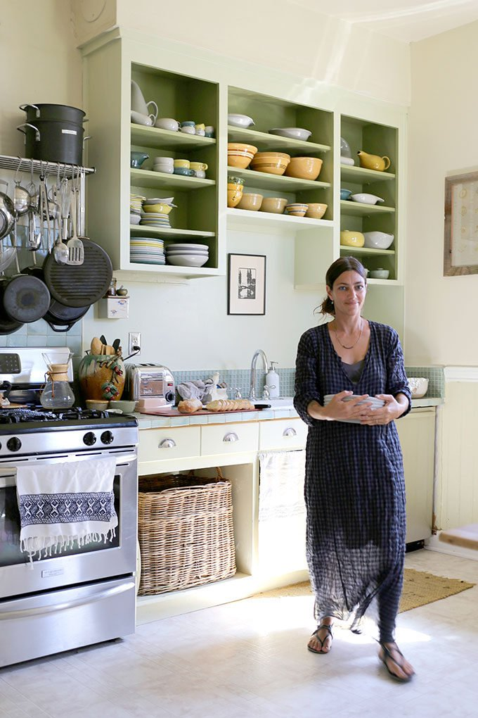 Sonoma House Tour of Jess Brown