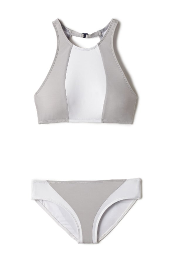 23a446f1d6aff Pretty Swimsuits · High Neck Bikini