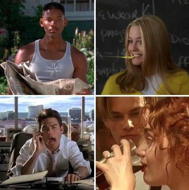 90s Movies on Instagram