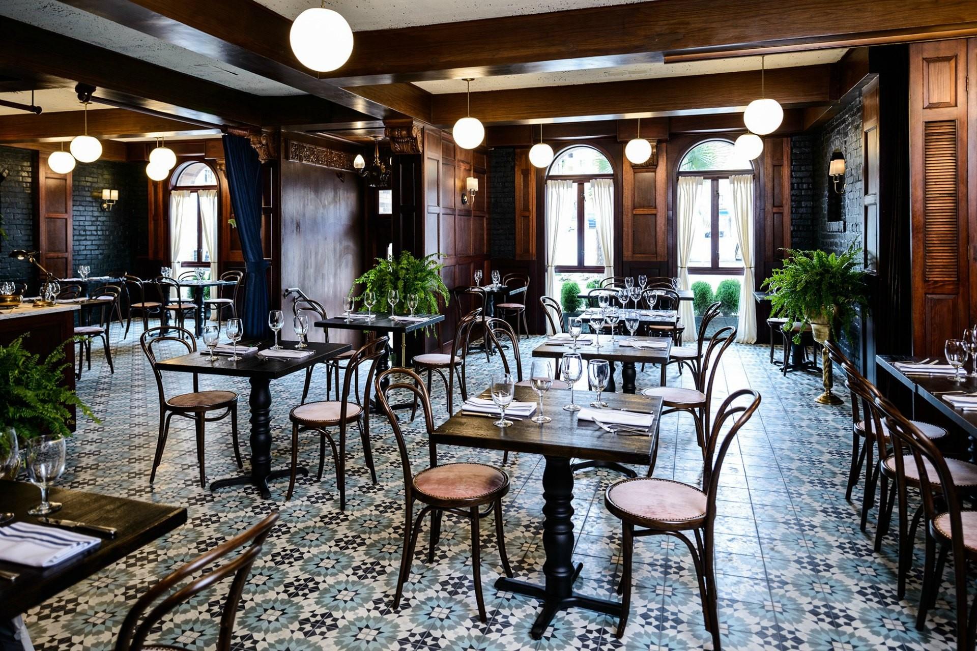 Dunbar Room Sorrento Hotel