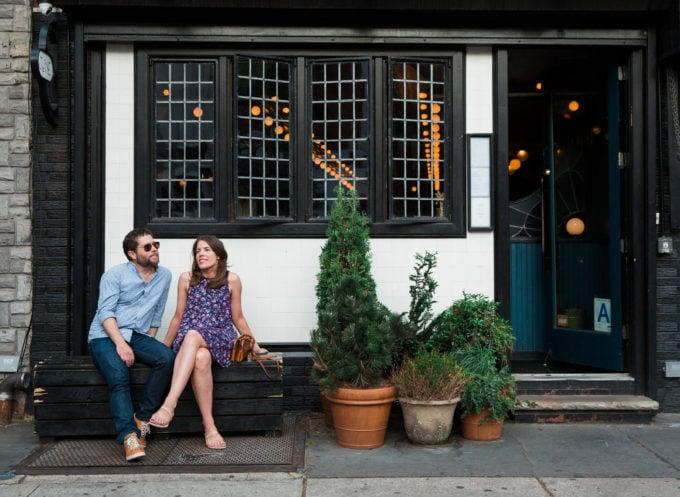 Joanna Goddard and Alex Williams