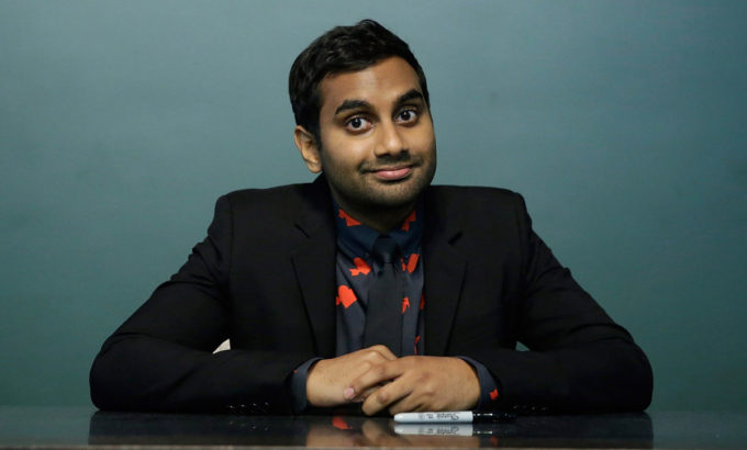 Aziz Ansari on feminism