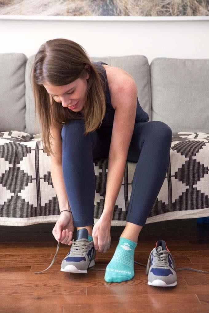 Gym Girls Fashion Long Socks