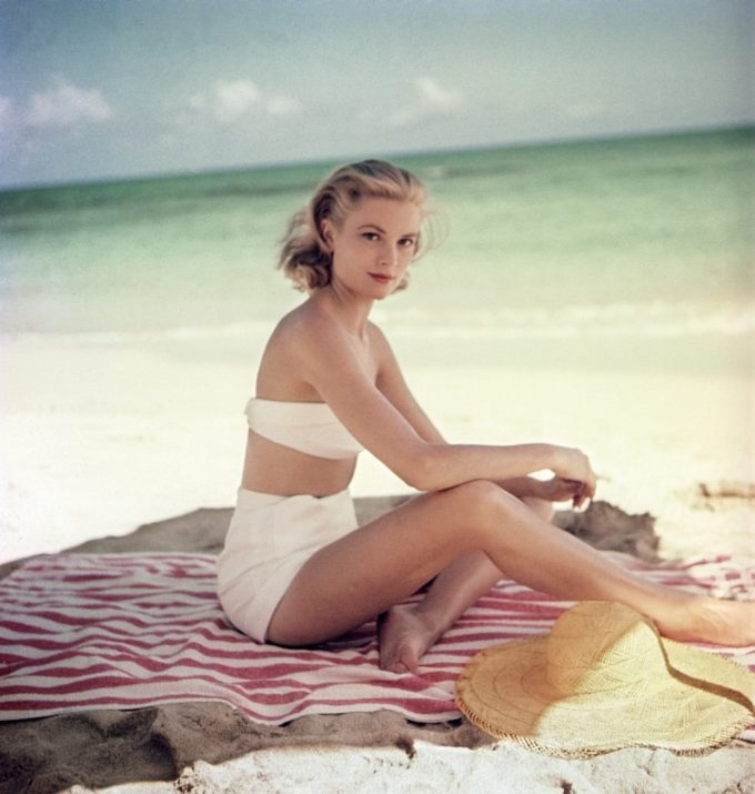 Grace Kelly in Jamaica