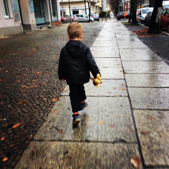 A Cool Parenting Tradition in Berlin