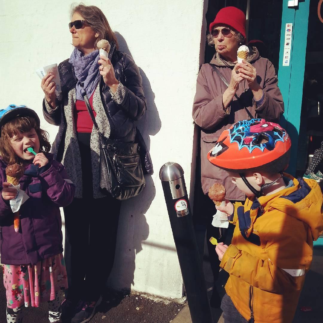 Motherhood Around the World: Iceland