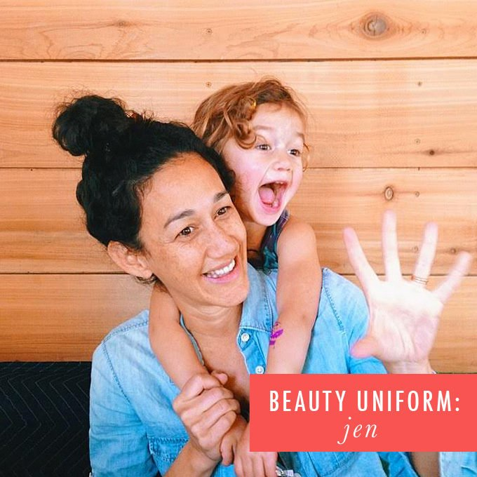 My Beauty Uniform: Jen Garrido