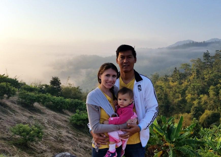 Motherhood Around The World: Thailand