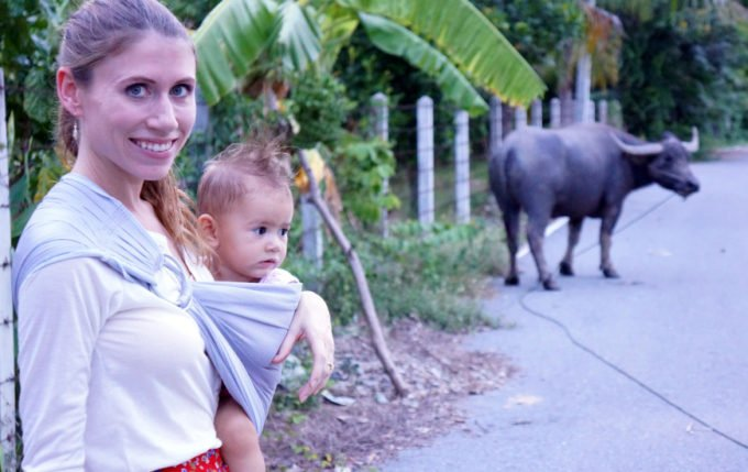 Motherhood Around The World: Thailand