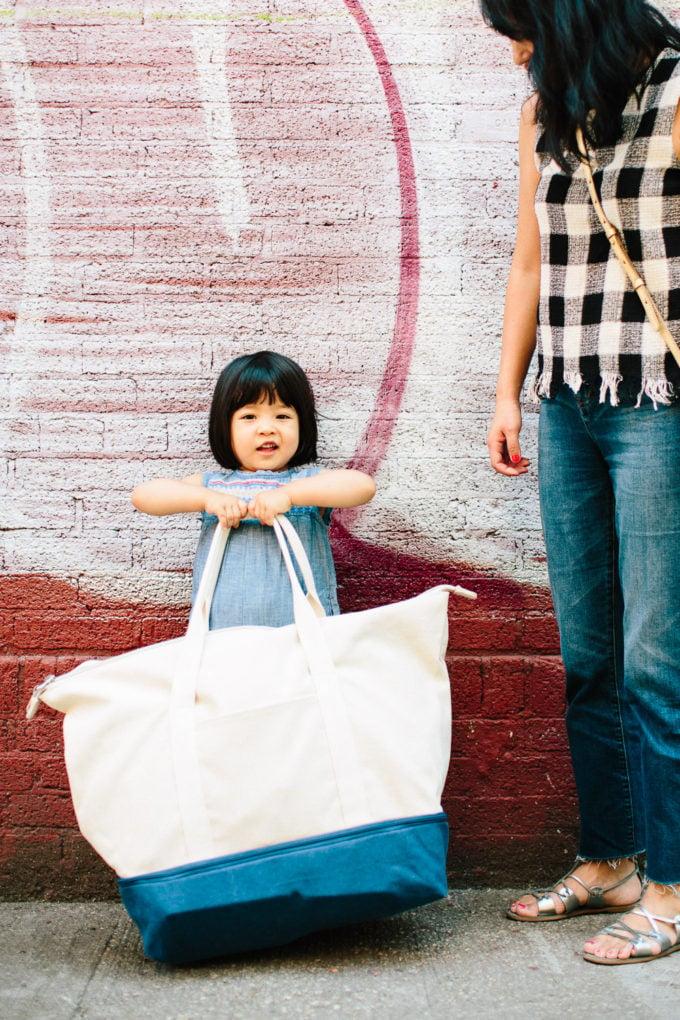 Lo & Sons Weekend Bag