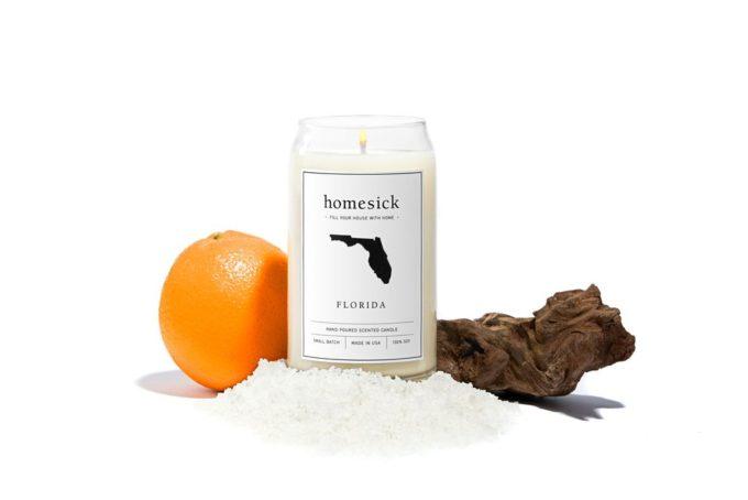 Homesick Candles: Florida