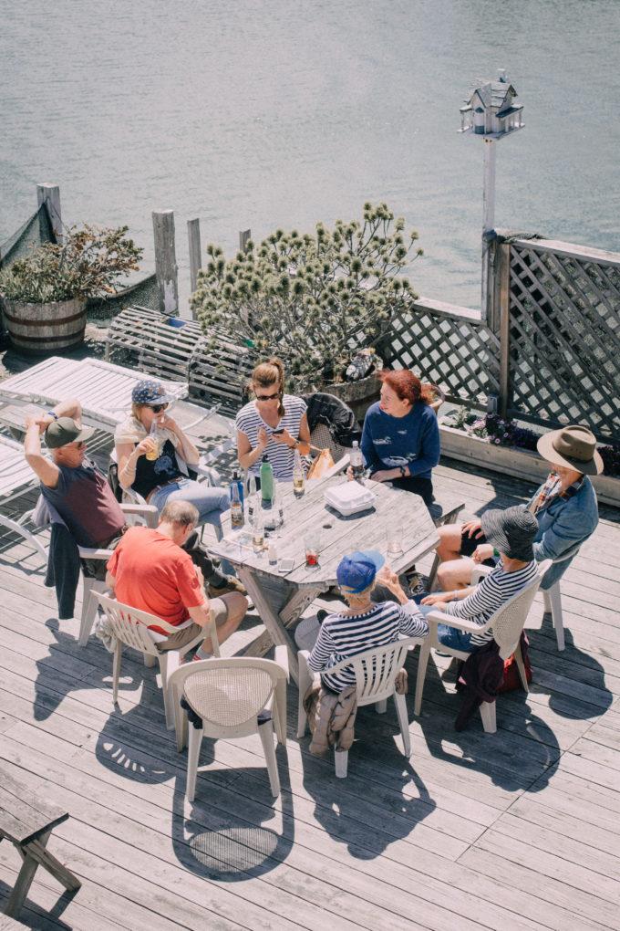 A Family Honeymoon in Deer Isle Maine