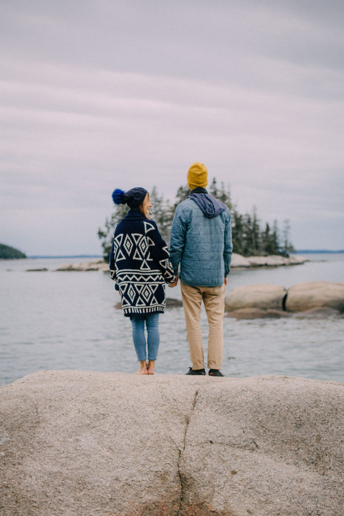 A Family Honeymoon in Deer Isle Maine