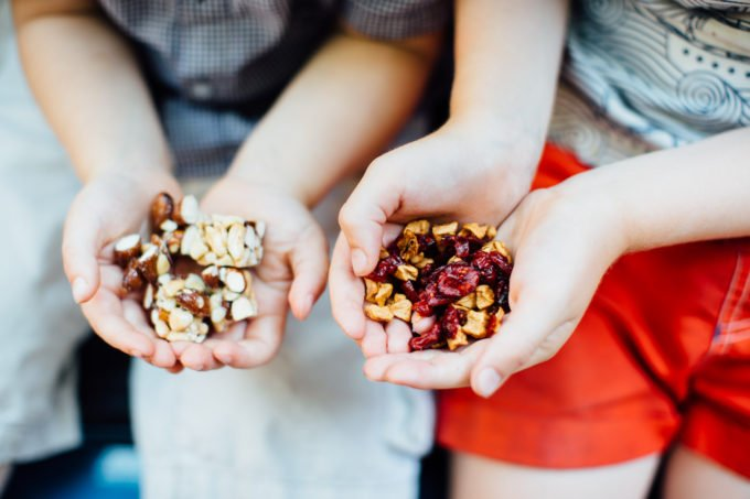 NatureBox snacks for traveling with kids