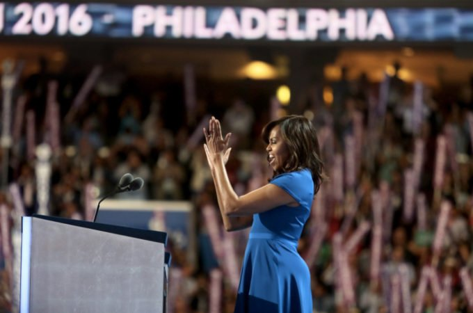 Michelle Obama's DNC Speech
