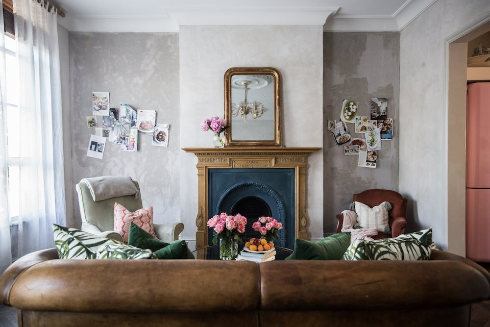 Skye McAlpine's London Apartment7