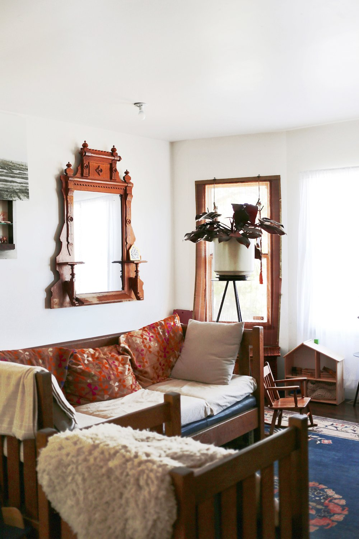 Ariel Clute's Berkeley Home