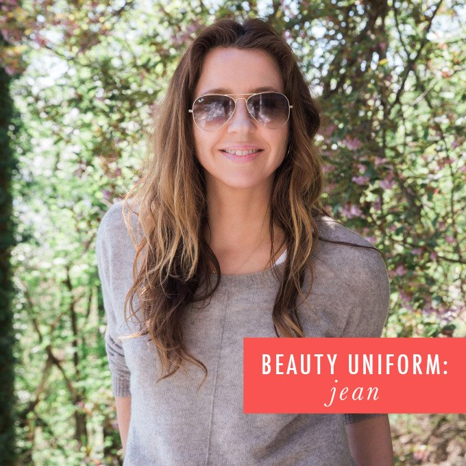My Beauty Uniform: Jean Godfrey-June