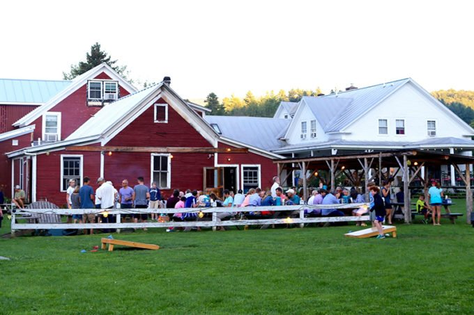 American Flatbread in Vermont