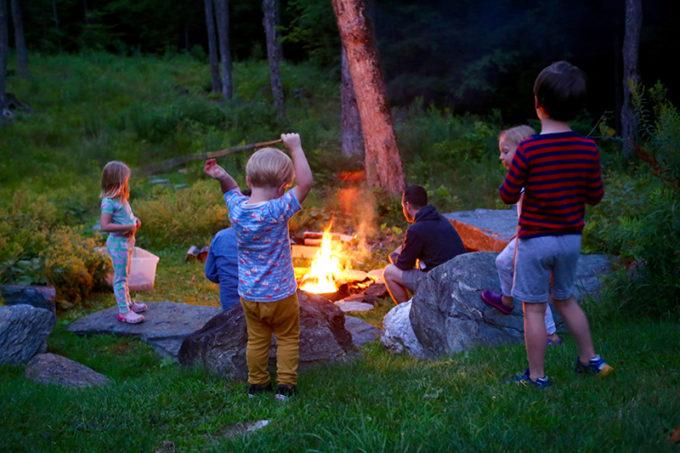 Family Trip to Vermont