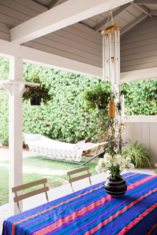 Rebecca Lehrer's LA Home