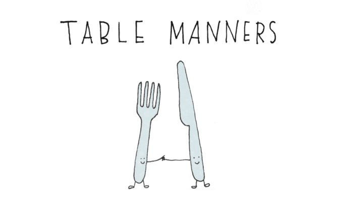 Restaurant Etiquette 101 A Cup of Jo : tablemannerscupofjo 680x428 from cupofjo.com size 680 x 428 jpeg 15kB