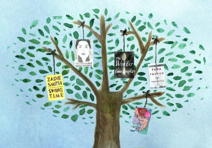 Five Big Books of Fall 2016