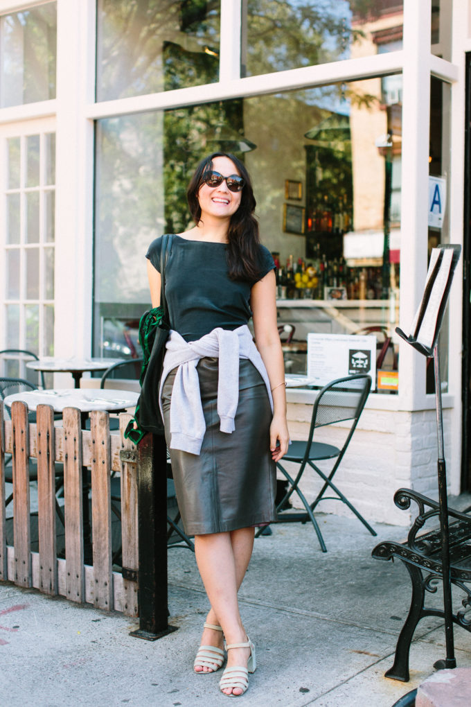 A Week of Outfits: Alexis Cheung