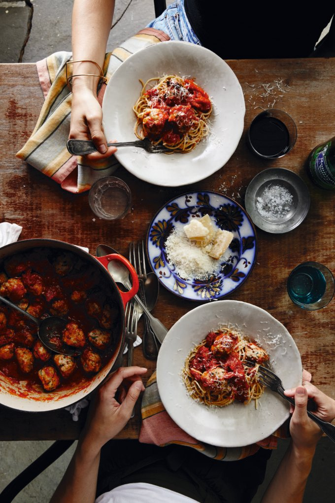 Turkey and Ricotta Meatballs