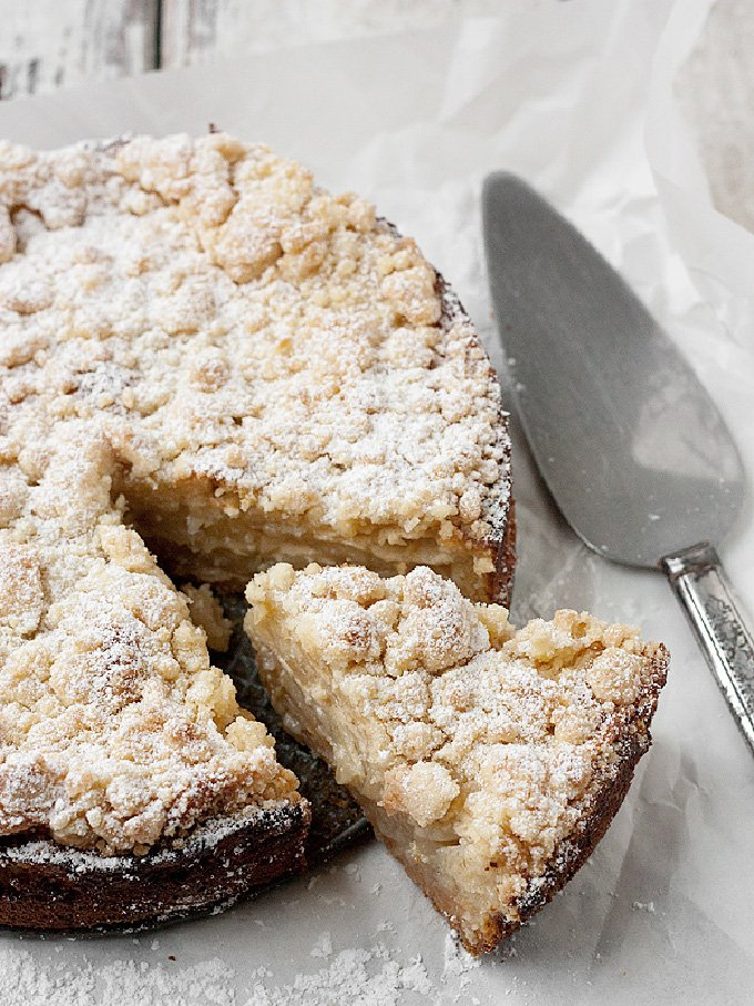 Apple Crumb Cake | A Cup of Jo