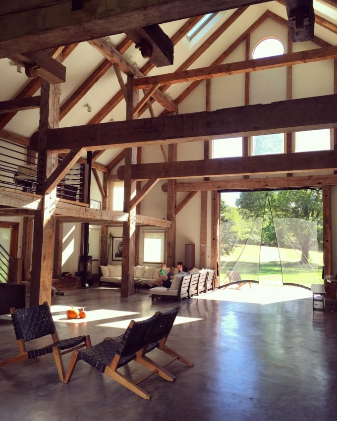 Bellwood Barn rental in the Hudson Valley