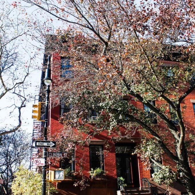 Brooklyn street by Stella Blackmon