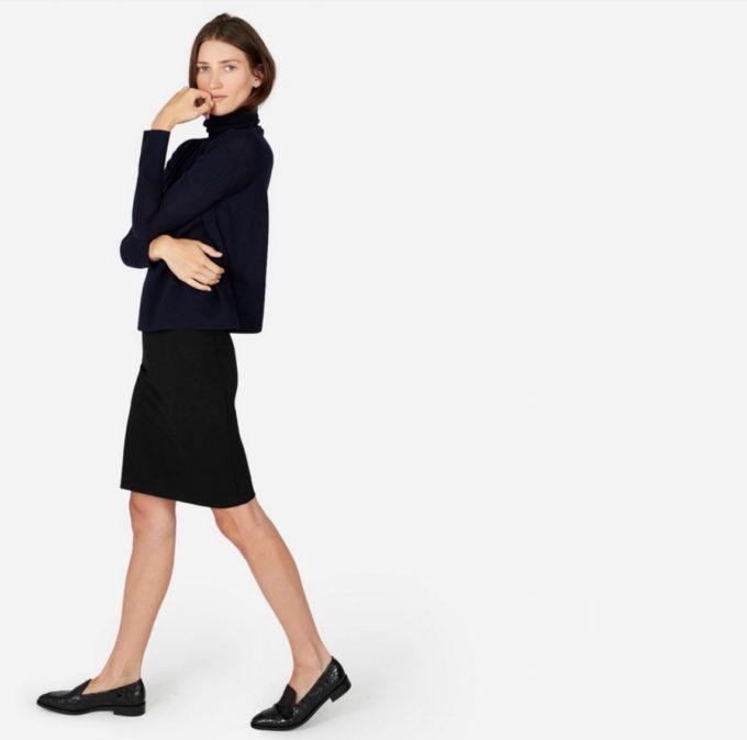 Everlane skirt