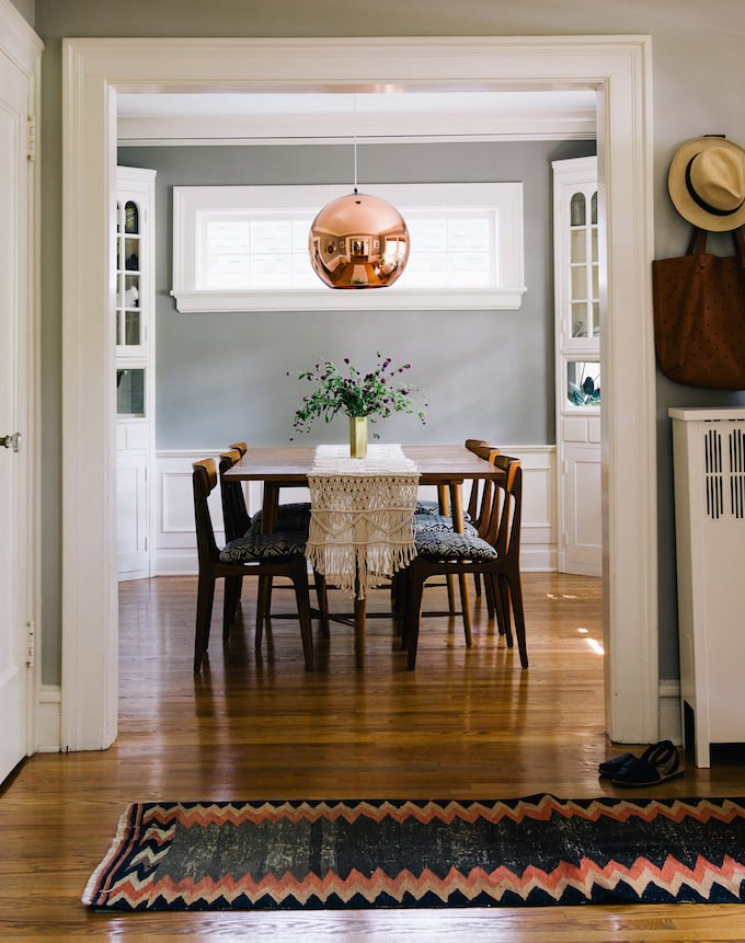 A Century-Old Home in New Jersey